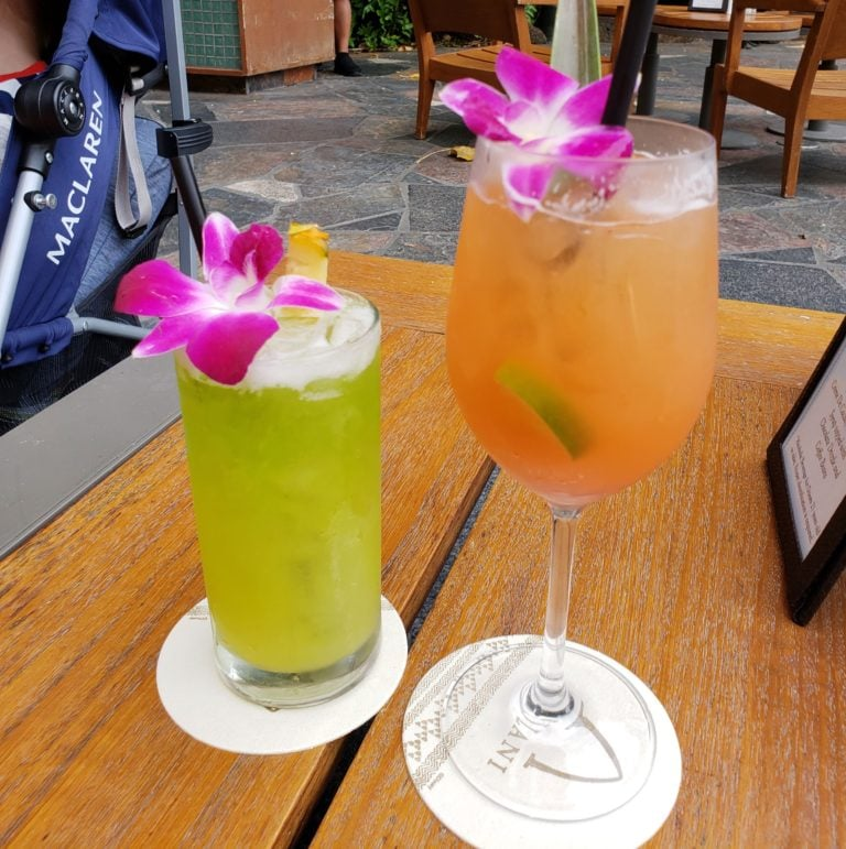 Aulani drinks