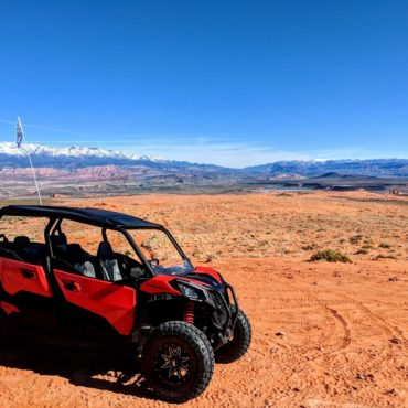 Renting ATVs in St. George: A Family Adventure
