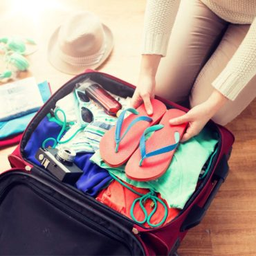 Packing Tips for Families with Young Kids