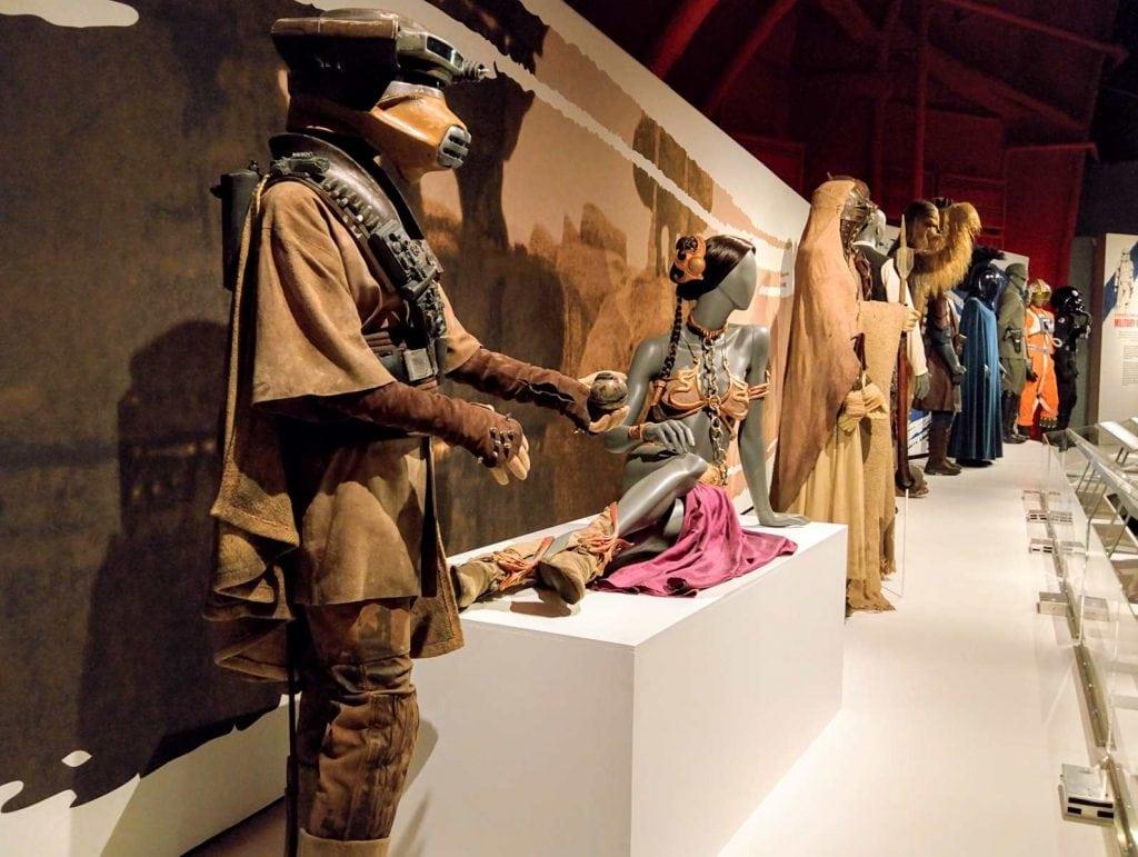 Star Wars costumes, MoPop