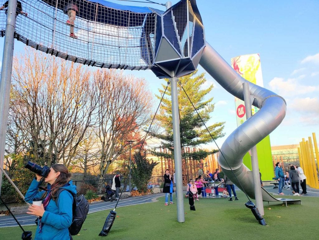 Artists at Play Playground, Seattle Center