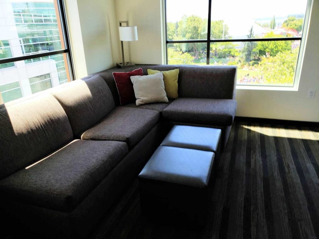 Hyatt House Seattle Center 1 bedroom suite