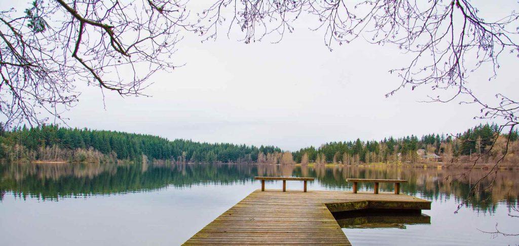 Lake Padden Trail