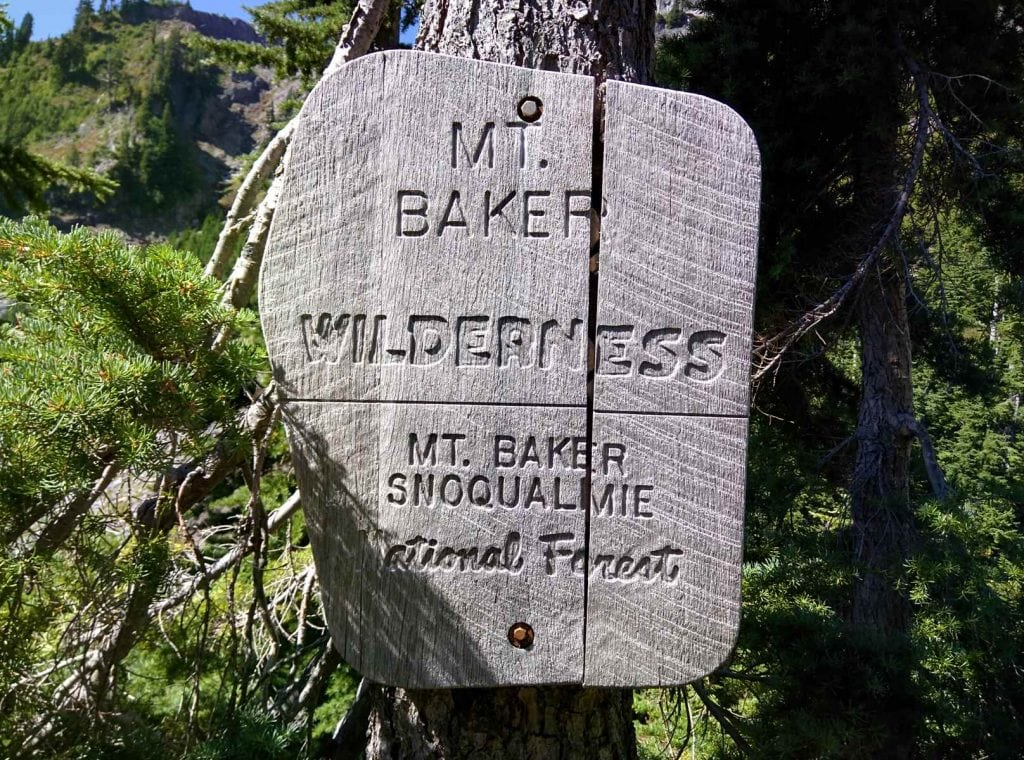 Mount Baker WIlderness